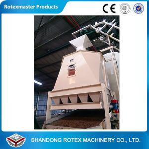 China High Efficiency Counter flow cooler , wood pellet cooler for Biomass wood pellet plant wholesale