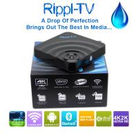 China 4K media player android4.4 S802 2GB 8GB tv box Rippl-TV wholesale