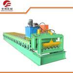 China 57-177-910 Circular Arch Automatic Corrugated Iron Roofing Sheet Making Machine wholesale