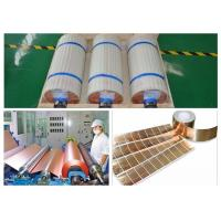 China 3 / 4 OZ Rolled Copper Foil , Copper Foil Paper For IC Package Substrates wholesale