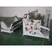 China Roll Release Liner/Liner Paper/Thermal Paper Slitting Machine wholesale