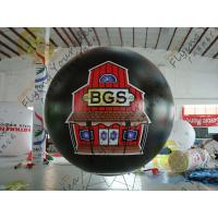China Big PVC Sealed Inflatable Advertising Balloon for Decoration 2m wholesale