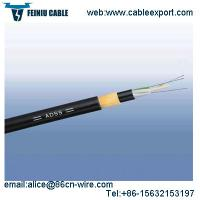 China All Dielectric Self Supporting Optical Fiber Cables ADSS Cable on sale