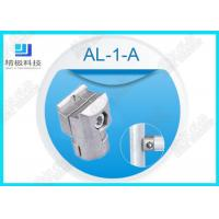 China Aluminum Alloy Pipe Fitting Dismantling Joint of Aluminum Pipe Rack System AL-1-A wholesale