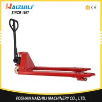 Wholesale pallet jack high quality hydraulic pump 3.5 ton DF hand pallet truck for sales