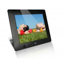 Quality 8 Inch Acrylic Portable Digital Picture Frame With Clock And Calendar 800*600 for sale