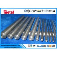 China Long SUSY201cu Round Metal Bar , ASTM A240 Cold Rolled Steel Round Bar wholesale