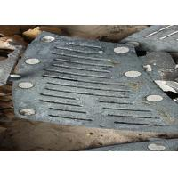 China High Mn Steel Casting Grid Liners for Mine Mill Conforming To GB/T 5680-1998 wholesale