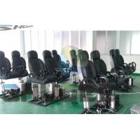 China Special Effect System 4D Cinema Equipment With Motion Chair wholesale