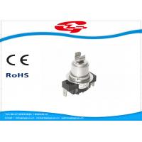 China Bimetal Temperature Limiter Protect Switch Ksd302 Snap Action Thermostat wholesale