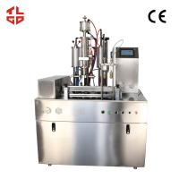 China PLC System Oxygen Gas Filling Machine with Compressed Air Souce wholesale