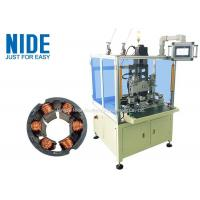 China High Efficiency BLDC Motor Stator Automatic Winding Machine on sale