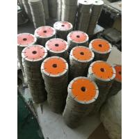 Buy cheap 105mm Sintered Saw Blade for Cutting Ceramic,Marble,Stone, 1.8mm Segment Thickness from wholesalers