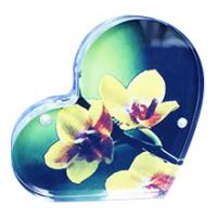 China clear acrylic square magnetic photo frame/lucite plexiglass picture frame wholesale