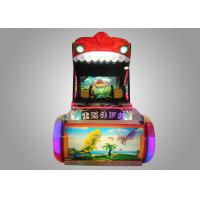 China Indoor Street Ball Shooting Arcade Machine 37 Inch Screen Stand Up Arcade Machine wholesale