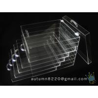 China BO (114) clear acrylic jersey display case wholesale