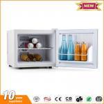 20L hotel mini fridge glass door thermoelectric small refrigerator price with lock