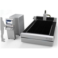 China 3015 Fiber laser cutting machine 1500*3000mm for metal stainless steel, carbon steel on sale