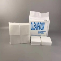 China SGS Rosh Cleanroom Microfiber Cloth Cleaning Wiper wholesale