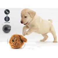 China Durable Battery Operated Dog Toy Randomly Jumping For Entertainment / Exercise wholesale