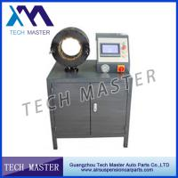 China Auto Air Shock Hydraulic Hose Crimping Machine For Mercedes / BMW Air Suspension wholesale