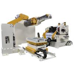 China Robot Servo Roller Feeder Sheet Metal Coil Processing / CNC Spot Welding Machine wholesale