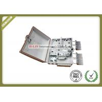 China 16 Core Fiber Optic Termination Box With Module Splitter For FTTH Access Network wholesale