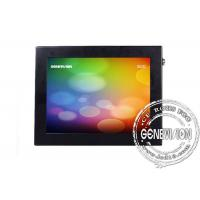 China 8 inch Wall Mount LCD Display for Video , Audio , Photo Ad Signage wholesale