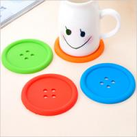 China cheap nice snaps cup coaster for cup set wholesale