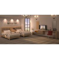 China High End Luxury Hotel Furniture Twin Bedroom Furniture Sets with MDF wood wholesale