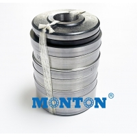 China TAB -120240-209 Food Extruder Gearbox Multi Stage Bearings 304.8×609.6×317.5mm wholesale