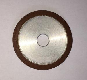China Flat Resin Bonded Diamond Grinding Wheels Grit Abrasive For Crank Shaft Magnetic wholesale