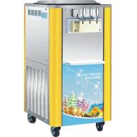 China BQ336 Stainless Steel Floor Type Ice Cream Machine 540x770x1420mm For Juice Shops wholesale