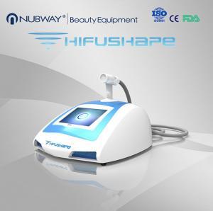 China Most popular and latest HIFU Cavitation Lipolysis Body Shaping slimming machine wholesale