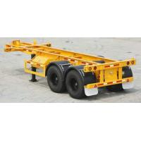 China 20 GP Container Excavator Container Chassis For Truck Excavator Parts Grade 50 wholesale