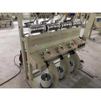 China Single Spindle Fabric Winding Machine , Spinning Mill Autoconer Low Energy Consumption on sale