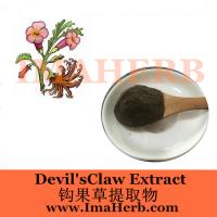 China Low Price GMP cat's claw extract powder  Devils Claw Extract Ranunculus ternatus Thunb wholesale