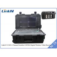 Buy cheap Portable COFDM Wireless Hdmi Video Transmitter With N Female RFI RF Interface from wholesalers