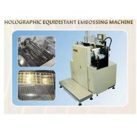China Small Type Film Hologram Embossing Machine High Accuracy For Label RK320 wholesale