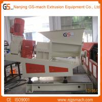 China Converyor Conical Twin Screw Force Feeder Extruder Heating Chamber 11KW Power wholesale