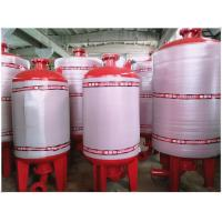 China Medium Pressure Diaphragm Pressure Tank , Water Storage Pressure Tank wholesale