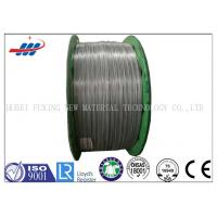 China Tempering Galvanized High Carbon Steel Wire For Loading / Forestry , ASTM BS Standard on sale