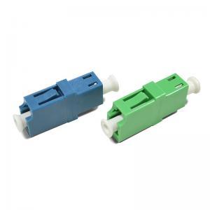 China LC-LC SM SX Singlemode Fiber Optic Adapter wholesale