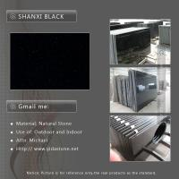 China Shanxi Black Granite wholesale