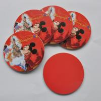 China Custom beverge coaster set for wine and hot drinks wholesale