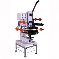 China WT-1  plastic, rubber Hot Stamping Machine With Bottom Heating wholesale