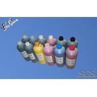 China Refill dye ink for Canon Image Prograf IPF 8300 wide format printer ink 12color set wholesale