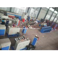 China How To Produce Plastic Rope , Here Is All The Machinery Plan Suggestion wholesale