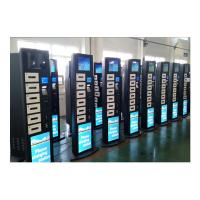 China Public Bars Casinos Mobile Device Charging Station Kiosk with 19 Inch Advertising LCD Screen wholesale