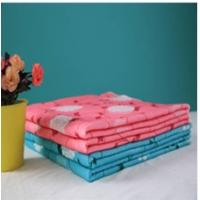 Printed Microfiber bath towel